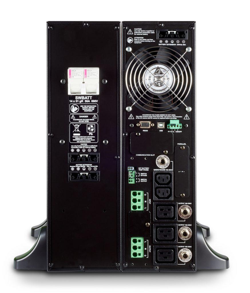 SAI Sentinel Dual SDU Riello UPS